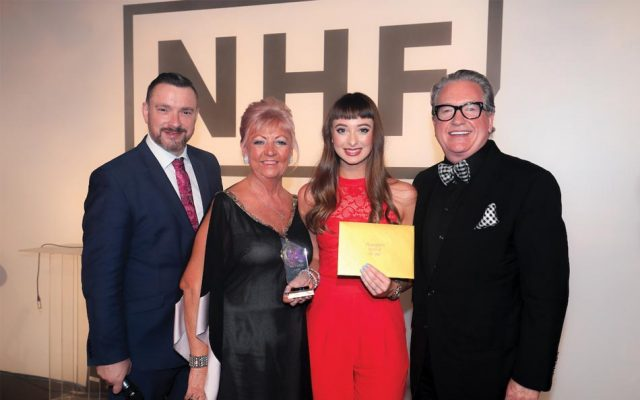 Winners of the NHF's Photographic Stylist of the Year competition are crowned