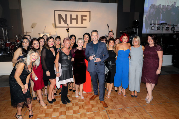 The NHF announces its 2018 Business Awards are open for entries