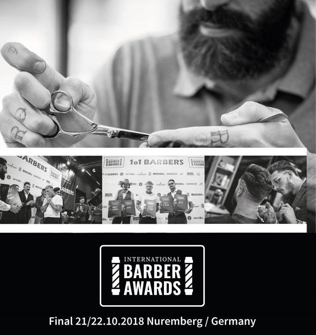 International Barber Awards 2018