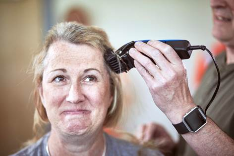 Macmillan Cancer Support's Brave the Shave is back and set to raise millions